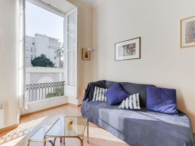 Photo for Apartment Le Masséna in Nice - 4 persons, 2 bedrooms