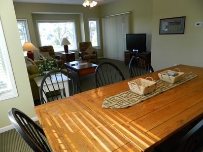 Photo for Fabulous Golf Course & Villa Resort in TideWater w/ Marsh & Nature Views