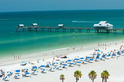 Welcome to Beautiful Clearwater beach