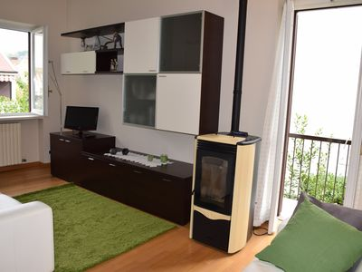 Photo for Apartment in a villa, away from traffic but in a strategic position