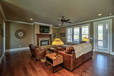 You'll feel right at home in this beautifully furnished space.
