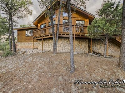 Photo for Antler Mountain Chalet: 'Pointed in your Direction!'