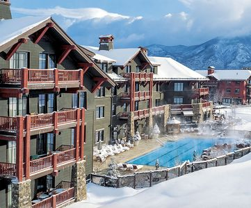 Photo for Ritz Carlton Aspen 3 bedroom