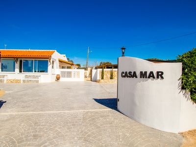 Photo for Casa Mar, 3 Bedroom Villa With Pool & Ocean Views, Benagil