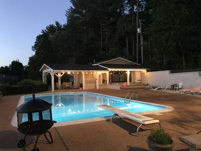 Photo for Best Location In Charlottesville - Amazing Pool