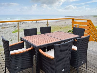 Photo for 4 bedroom accommodation in Dinas Dinlle, near Caernarfon