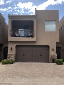 Our property in Cave Creek.