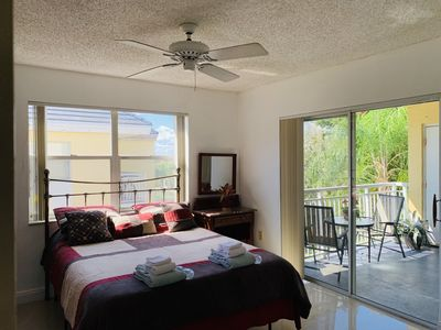 Photo for Quiet Balcony Suite in Cutler Bay, FL (Access the FL Keys & Miami)