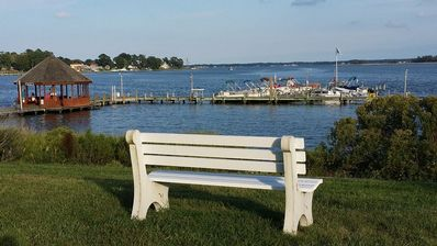 Photo for 3 Bedroom Remodeled Townhome On The Indian River, Short Drive To Beaches
