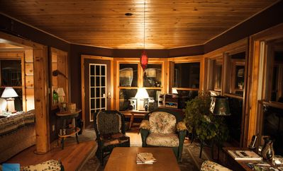Photo for 5BR Cottage Vacation Rental in Tory Hill, ON