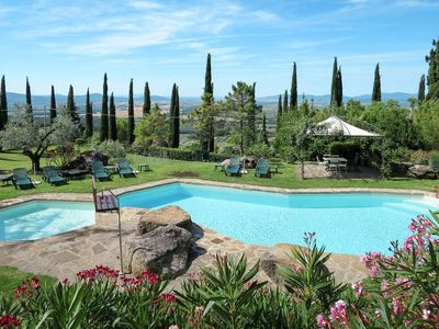 Photo for Apartment Tenuta di Peruzzo  in Roccatederighi (GR), Maremma - 5 persons, 2 bedrooms
