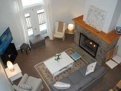 Photo for New, Clean, Beautiful  Three-Floor Townhouse With Use Of Indoor Heated Pool!