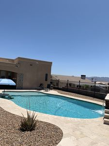 Photo for Luxurious, Entertaining 5 bedroom, 5 Bath & Gameroom Pool Home! Close to town!