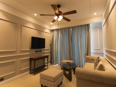 Photo for ★CP Residences★FOUR POINTS 1BR Paranomic City View