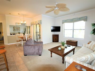 Photo for Tuscany at Innisbrook Palm Harbor 1 Bedroom 1 Bath Heated Pool, Gym, Tennis Courts, Free WIFI