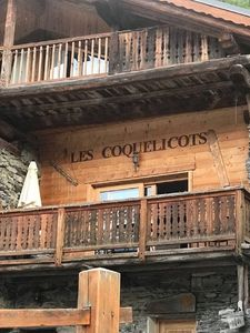 Photo for Les Arcs skiing: Charming chalet in an idyllic location minutes from chair lift