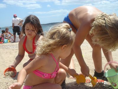 Enjoy The beach with your family