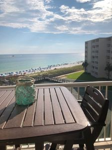 This IS the beach life! Stunning Ocean views and elegantly remodeled (518)