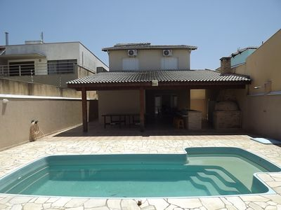 Photo for SOBRADO WITH 03 BEDROOMS AND POOL CENTER CARAGUATATUBA NEXT TO THE BALL OF EVENTS
