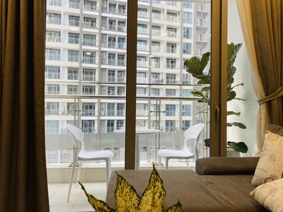 Photo for ★True Home!★ Spacious 25th Floor 2BR Apt at Vinhomes Central Park
