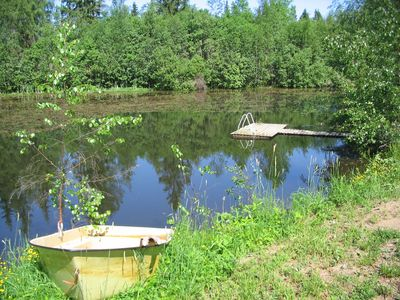 """Photo for COUNTRY-HOUSE """"PEHTOORINPIRTTI"""" (PP) near TAMPERE REGION"""