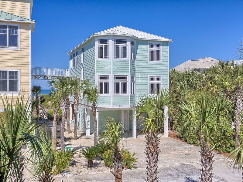 GORGEOUS  BEACHFRONT HOME WITH AN ELEVATOR