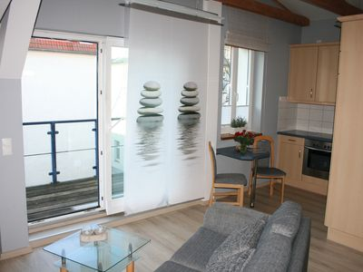 Photo for Apartment / app. for 2 guests with 38m² in Rostock (77172)