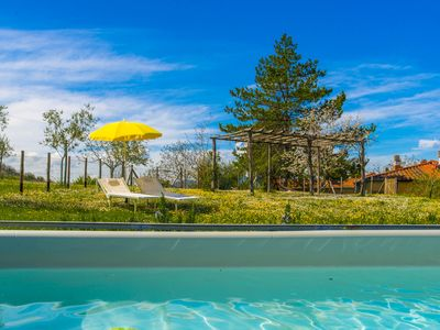 Photo for Private pool in Country House + cottage near Florence with private pool