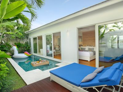 Photo for Romantic 1 Bedroom Villa in Seminyak (2);