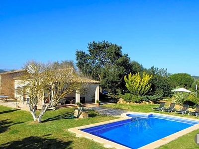 Photo for Pollenca Villa, Sleeps 5 with Pool and Air Con