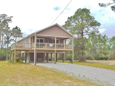 Photo for A Beachwalk Bungalow - 2 Bedroom / 1.5 Bath Home in Mexico Beach