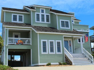 Photo for Ey Believe Oceanfront 7 Bedroom Multi-Family Home with Flexible Check In/Out Days!
