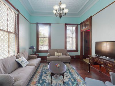 Photo for NEW LISTING! Dog-friendly welcoming home, perfect for exploring the city & beach