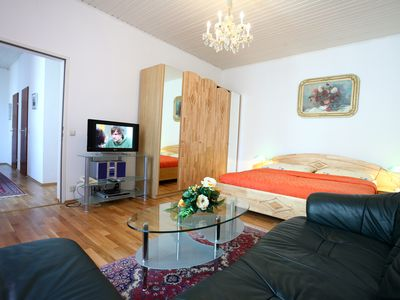 Photo for Holiday Livingroom/ Bedroom Apartment near the center of Vienna