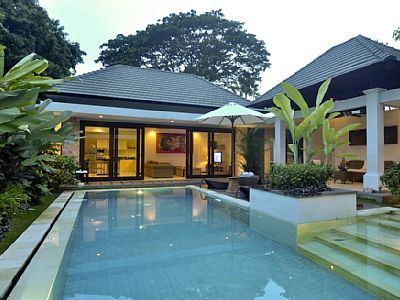 Your Sanur holiday villa's private pool
