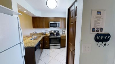 Photo for Unit 308 - East Gulf  View! Gold Unit! Pool View! Private Balcony! Grill Area