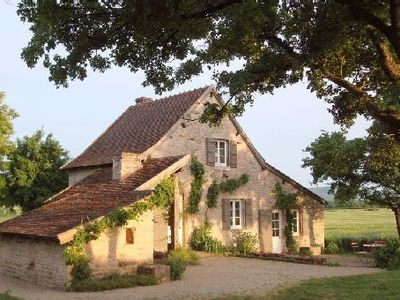 Photo for Quiet and self-catering house, 20 km north of Cluny