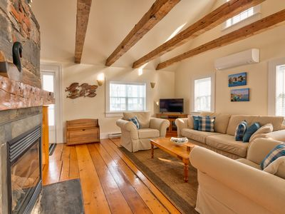Photo for Seascape Cottage - 2 bedroom cottage located in Lunenburg's UNESCO Heritage Zone