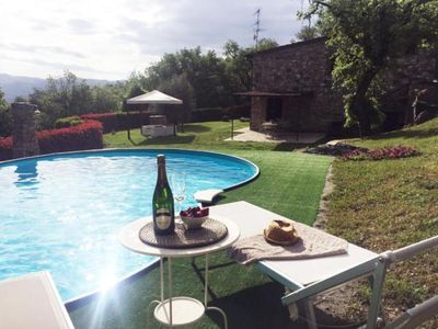 Photo for Holiday house Gaiole in Chianti for 4 - 6 persons with 2 bedrooms - Holiday house