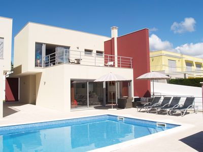 Photo for Stunning 5 Bedroom Modern Villa with Pool & Free WiFi.