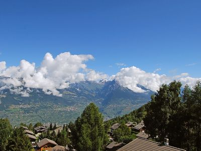 Photo for House 132 m from the center of Nendaz with Parking, Internet, Balcony, Garden (37345)