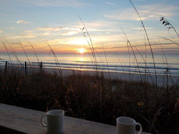 Village of Stump Sound, North Topsail Beach, NC, USA