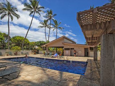 Photo for Kihei Akahi #D-G06 1Bd/1Ba Across From Kamaole Beach 2 Great Rates! Sleeps 4
