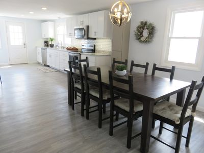 Photo for Relaxing, modern beach home... stroll to the beach in 5 minutes!