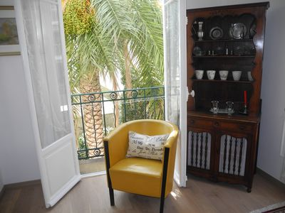 Photo for Charming apartment for 4 pers., 300 m to the beach and restaurants