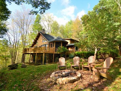 Photo for Good Vibrations -Lake Access Home with Hot Tub