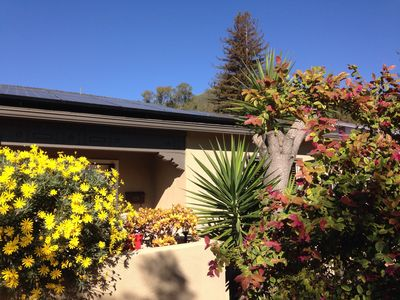Photo for Boutique Bungalow in Monterey Heights - Zen Space, Sunny Porch & Views