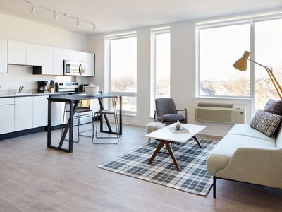 Photo for 1BR Apartment Vacation Rental in Minneapolis, Minnesota