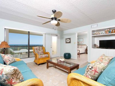 Photo for Saida II 201 - Oceanfront Condo w/ Breathtaking Views from Large Balcony, Direct Ocean Access