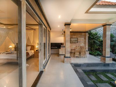 Photo for One Bedroom Pool Villa@Puri Sedana Ubud Villa